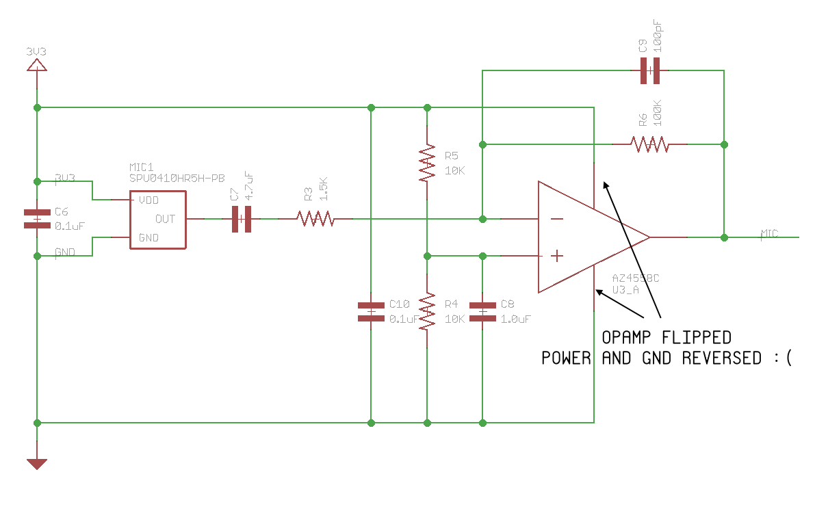 Mep Ep74 Reverse Biasing Opamps Macrofab Neon Sign Transformer Schematic Figure 4 Opamp Total Fail